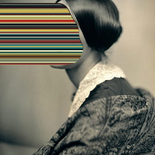 Featured Image for Albert bandura's Concept of Self-efficacy - Surreal Collage image depicting a rainbow exiting a woman's face
