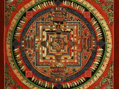 Featured Image for Mandala in Analytical Psychology