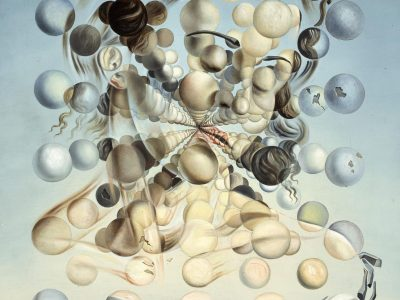 Featured Image for Archetype Anatomy: The Persona; Salvador Dali - Gala Placidia Esferes