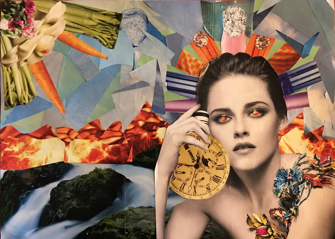 Featured Image for Paul Ekman's Theory of Emotions - collage artwork